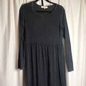 Altar'd State Sz M stone wash dress